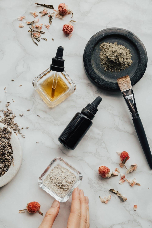 ansigtsmaske tør hud giver en behøvet fugt til huden